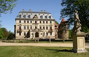 Altdöbern - Castle