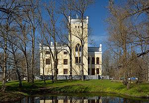 Alu, Estonia - Alu Manor