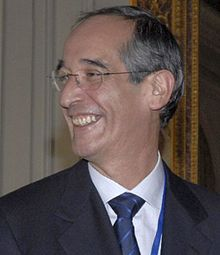 Image illustrative de l'article Álvaro Colom
