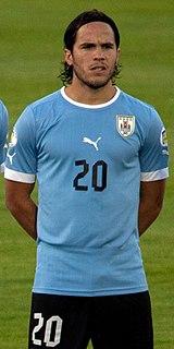 Álvaro Rafael González Uruguayan footballer