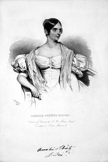 Lithographie von Josef Kriehuber, 1835 (Quelle: Wikimedia)