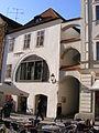 Amberg - Mittelalterliches Haus - Marktplatz 9.jpg