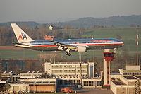 N390AA - B763 - American Airlines