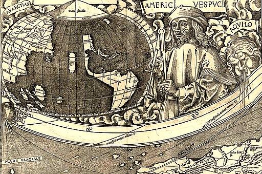 Americi Vespucii 1507