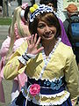 Ami Futami cosplayer at 2010 NCCB 2010-04-18 2.JPG