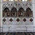 Amiens Cathedrale Notre Dame Vie de St Jean Baptiste (Ete2017).jpg
