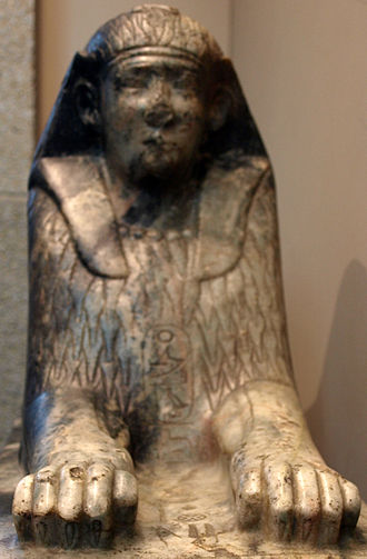 Amenemhat IV - Image: Ammenemes IV(Front) British Museum August 19 08