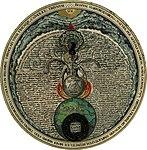 Amphitheatrum sapientiae aeternae - The hermaphrodite.jpg