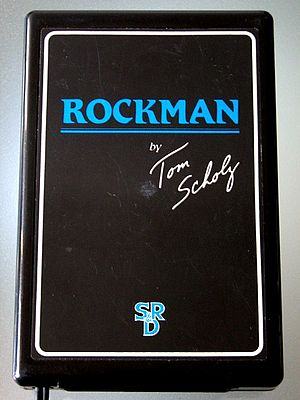 Rockman (amplifier) - Rockman, top