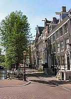 Kanäle in Amsterdam