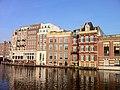 Amsterdam - Amstel thv Nwe Doelenstraat.JPG