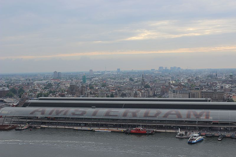 Amsterdam Heritage City View from Lookout.jpg