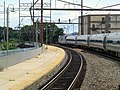 Amtrak train 82 leaving Wilmington, July 2014.JPG
