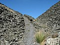 An early inclined plane leading from Bowydd Quarry to the top of Heol Manod - geograph.org.uk - 581960.jpg