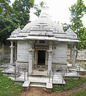 Anantanatha - Image: Ananthnath Temple, Madhuban