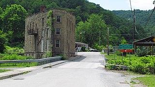 Anawalt, West Virginia Town in West Virginia, United States