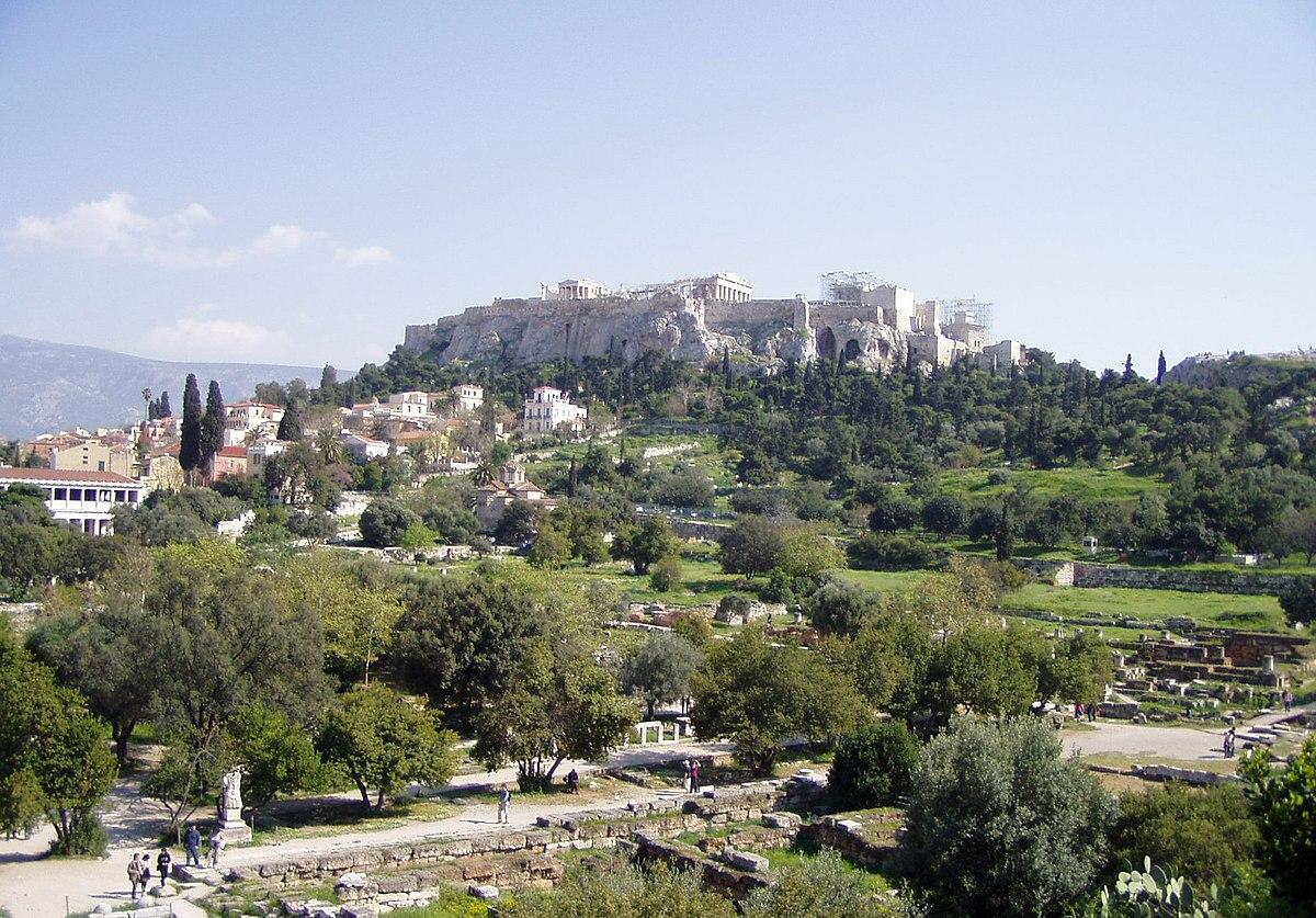 Agora (Athen) – Wikipedia