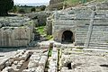 Ancient Greek theater, 450-400 BC, Syracuse, 121542.jpg