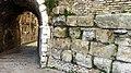 Ancona - mura ed arco della Cisterna.JPG