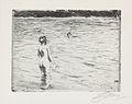 Anders Zorn - Mother Bathing (etching) 1894.jpg