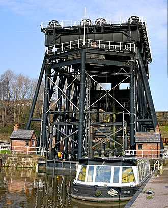 Anderton Boat Lift - Anderton Boat Lift