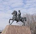 Andranik Ozanyan monument 21-02-2019.jpg