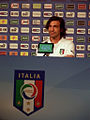 Andrea Pirlo during press conference.jpg
