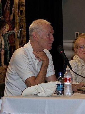 Andrew Holleran - Andrew Holleran at the Arkansas Literary Festival (2007).