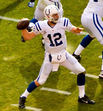 2012 NFL Draft - Since being the first overall pick, Andrew Luck has been a 4× Pro Bowl selection and led his team to the playoffs in four out of the last seven years.