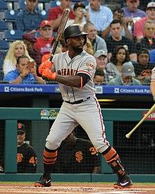 Andrew McCutchen San Francisco Giants Baseball Player Jersey