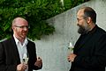 Andrew McLaughlin and Yochai Benkler.jpg