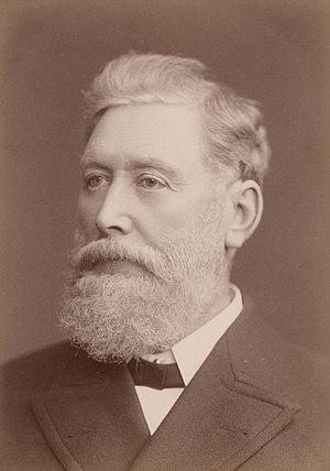 Andrew Tennant (pastoralist) - ca. 1890