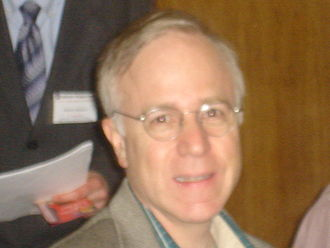 Andrew Wilson (academic) - Dr. Wilson at an academic gathering