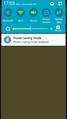 Android Screenshot Menu Power saving mode enabled.png