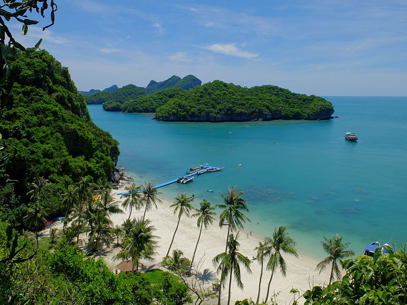File:Angthong National Marine Park 100 m. View point.JPG