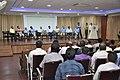 Anil Shrikrishna Manekar Speaks - Ganga Singh Rautela Retirement Function - NCSM - Kolkata 2016-02-29 1533.JPG