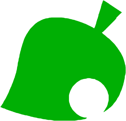 File Animal Crossing Leaf Png Wikimedia Commons