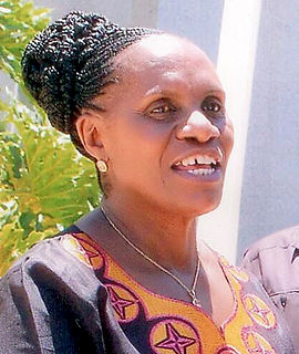 Anne Makinda Tanzanian politician