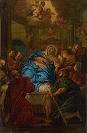 Antonio Merli - Death of the Virgin Mary - O 4182 - Slovak National Gallery.jpg