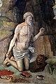 Antonio del massaro detto il pastura, ss. g. battista, girolamo, lorenzo e un committente, 1490 ca. 04.jpg