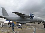 Antonov AN-70 at Paris Air Show 2013 1.jpg