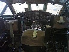 Antonow An-22 Cockpit