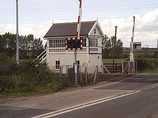 Appleby railway station (Lincolnshire)