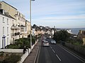 Approaching Dawlish down Teignmouth Hill - geograph.org.uk - 1623027.jpg
