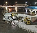 Apron de-icing at Glasgow Airport (geograph 6725259).jpg