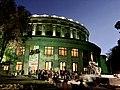 Aram Khachaturian statue near Opera House, Yerevan.jpg