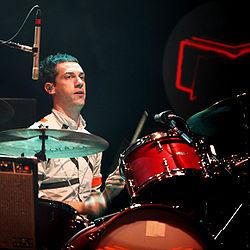 Lista över trummisar – Wikipedia