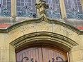 Arch above the Wesleyan Chapel door - geograph.org.uk - 829723.jpg
