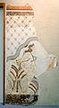 Archaeological site of Akrotiri - Museum of prehistoric Thera - Santorini - mural painting - 02.jpg