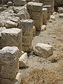 Archeological park of Ramat Rachel IMG 2215.JPG